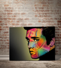 Картина Elvis Has Left The Building by Mark Ashkenazi